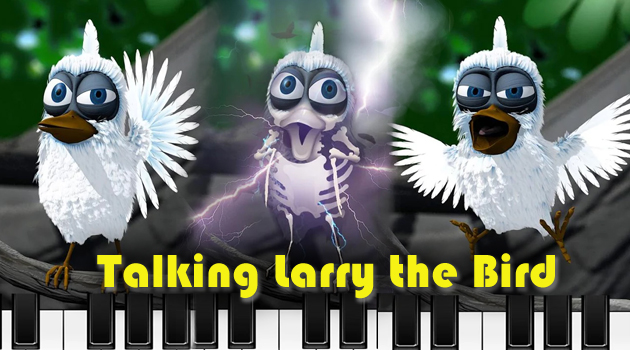 Talking Larry The Bird Iphone App