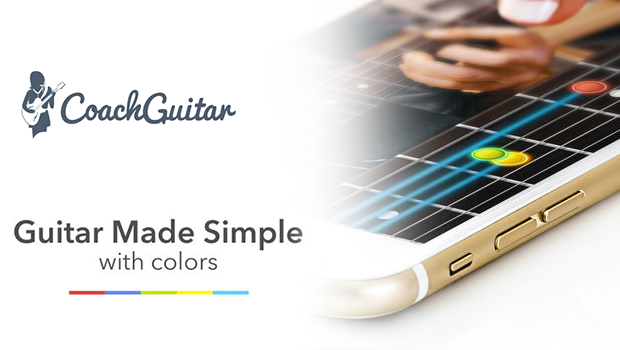 Coach Guitar Chords Tuner Tabs - App Review - Appsthunder.com